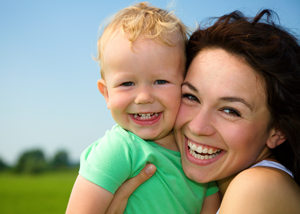 Mom and Baby - Pediatric Dentist in Pickerington, OH